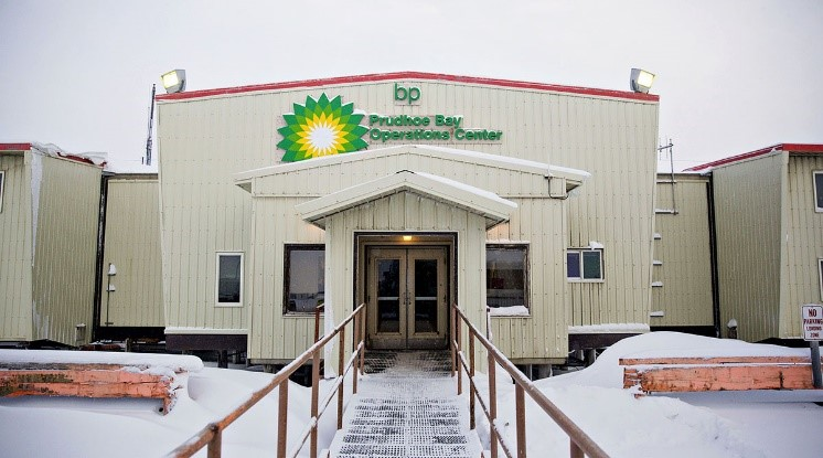 BP (British Petroleum) To Leave Alaska